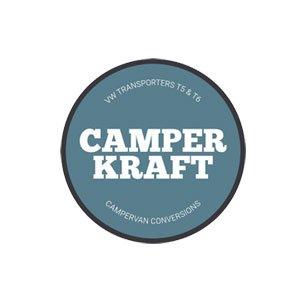 camperkraft website design